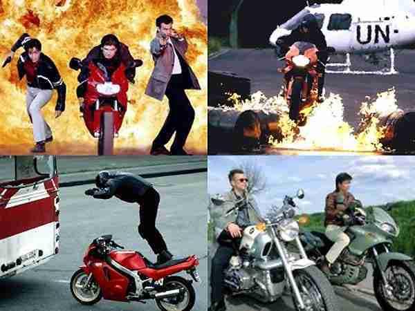 as motos mais épicas do cinema