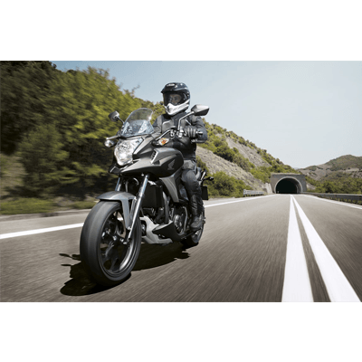 viajar de moto com Honda NC 750X