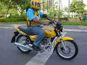como ser mototaxista