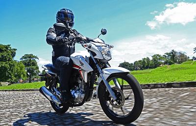 desempenho das motos flex