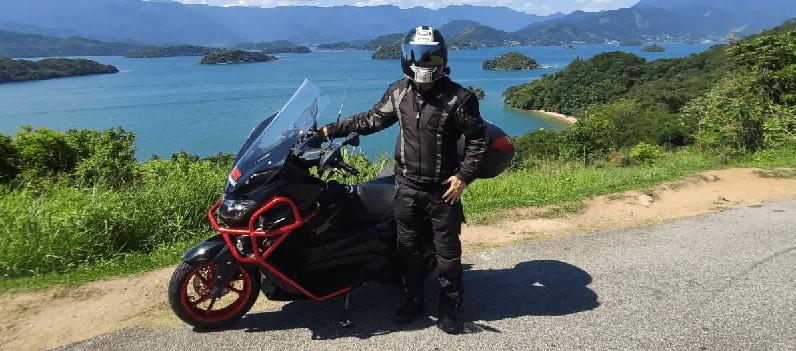 5 motos para viajar com muito conforto