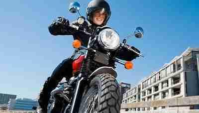 por que utilizar traje para de moto