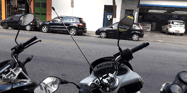 Importância de usar o corta pipa na moto