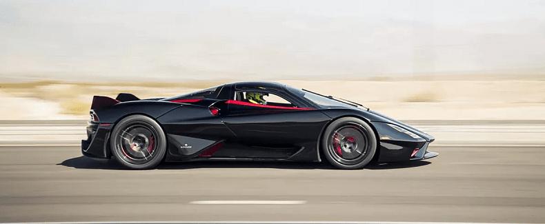 Os 6 carros mais rápidos do mundo em 2021